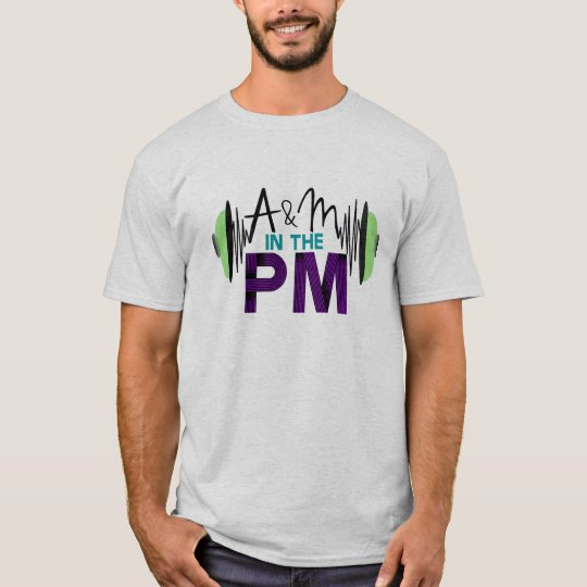 A&M in the PM on WLFC 88.3 Logo Shirt