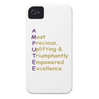 A M P U T E E iPhone 4 Case-Mate PROTECTOR