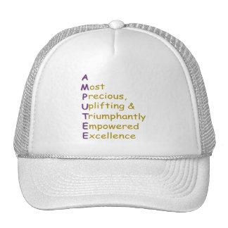 A.M.P.U.T.E.E. TRUCKER HAT
