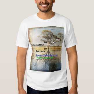 a mac one day tree t shirt