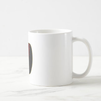 A mace coffee mug
