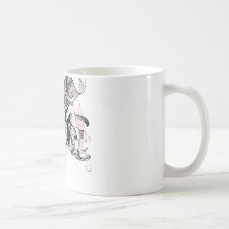A Mad Dunking Coffee Mug