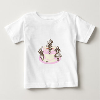 A Mad Tea Party Baby T-Shirt