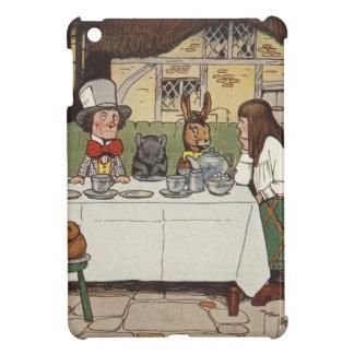 A Mad Tea Party iPad Mini Covers