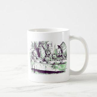 A Mad Tea Party Coffee Mugs