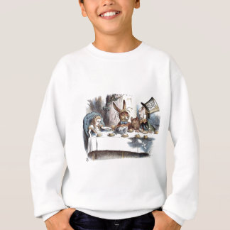 A Mad Tea Party Pastels Sweatshirt