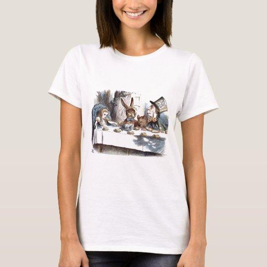 A Mad Tea Party Pastels T-Shirt