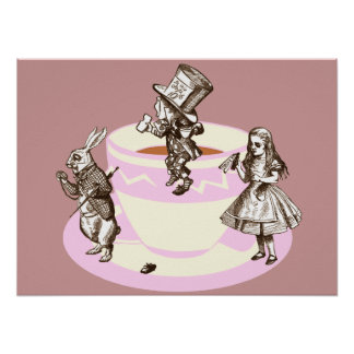A Mad Tea Party Posters