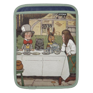A Mad Tea Party Sleeve For iPads
