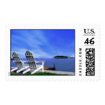 A Madison Morning Postage Stamp