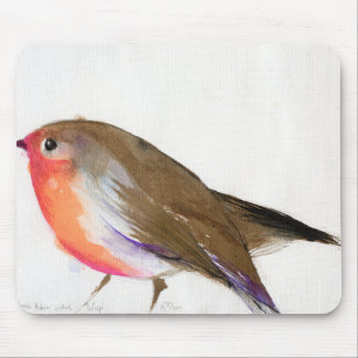 A magical little robin called Wisp 2011 Mouse Pad
