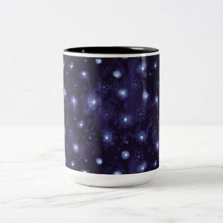 A Magical Night Two-Tone Coffee Mug