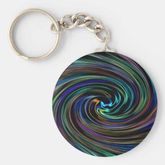 A Magical Whirlwind Keychain