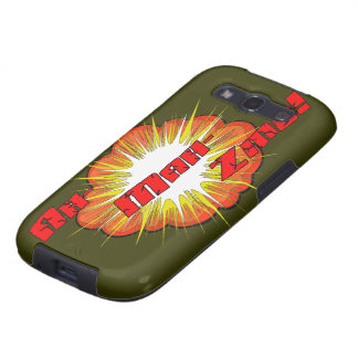 A-Mah-Zing Samsung Case! Samsung Galaxy SIII Covers
