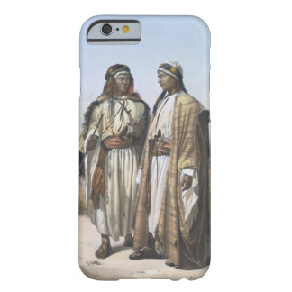 A Mahazi and a Soualeh Bedouin, illustration from iPhone 6 Case
