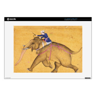 "A Mahout riding an Elephant, from the Large Clive Skin For 15"" Laptop"