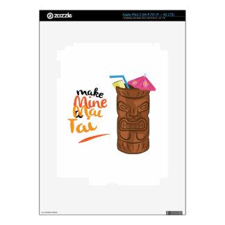 A Mai Tai iPad 3 Skins