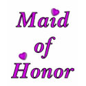 A Maid of Honor Simply Love shirt