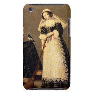 A Maid with a Broom Barely There iPod Cover