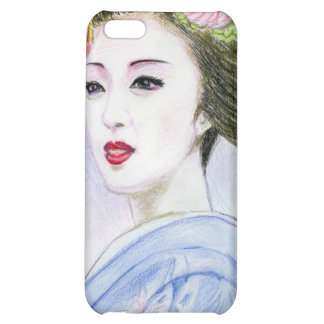 A MAIKO GIRL iPhone 5C CASES