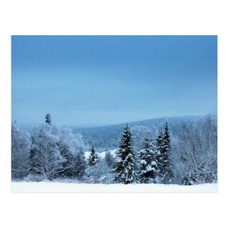 A Maine Winter 5 Postcard