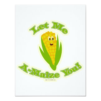A Maize-ing Corn Card