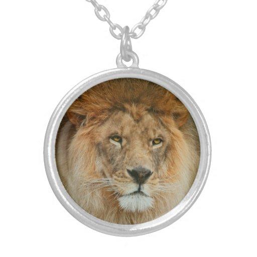 A Majestic lion Necklaces