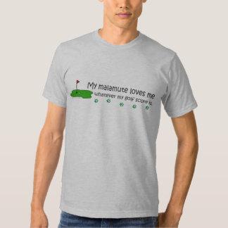 A.Malamute Tee Shirt
