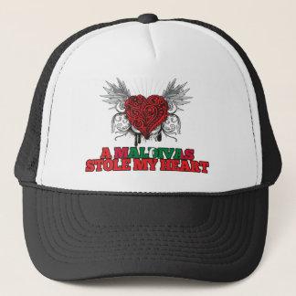 A Maldivan Stole my Heart Trucker Hat