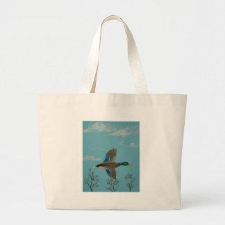 a mallard duck bags
