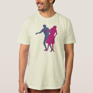 A Man & a Woman Dancing T-Shirt