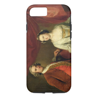 A Man and a Woman, possibly of the Missing Family, iPhone 8/7 Case