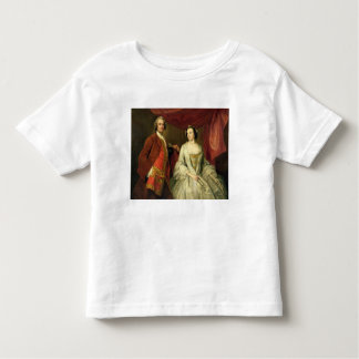 A Man and a Woman, possibly of the Missing Family, Toddler T-shirt