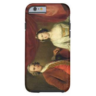 A Man and a Woman, possibly of the Missing Family, Tough iPhone 6 Case