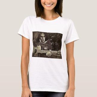 A man and his Guitar. T-Shirt