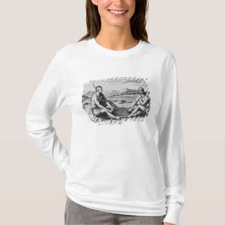 A Man And His Wife At Dinner, 1705 T-Shirt