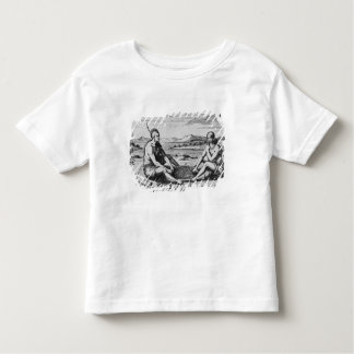 A Man And His Wife At Dinner, 1705 Toddler T-shirt