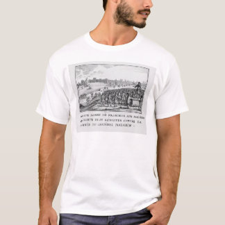 A man of the Fronde exhorting the Parisians T-Shirt