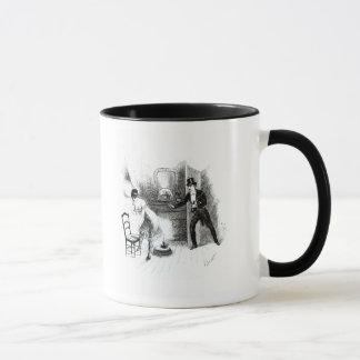 A man visiting a prostitute mug
