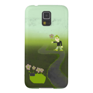 A man who wasnt't there (yet) galaxy s5 case