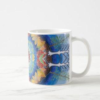 A Mandala for the Trees Coffee Mug