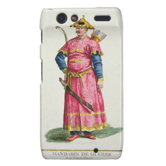 A Mandarin Warlord from 'Receuil des Estampes, Rep Droid RAZR Cases