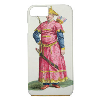 A Mandarin Warlord from 'Receuil des Estampes, Rep iPhone 8/7 Case