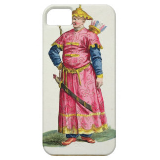 A Mandarin Warlord from 'Receuil des Estampes, Rep iPhone SE/5/5s Case