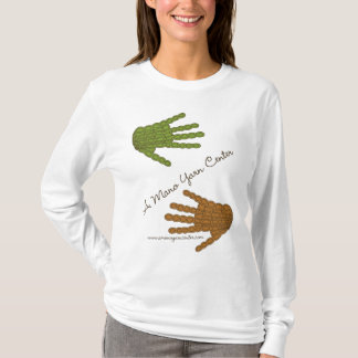 A Mano Yarn Center: Hooded T-Shirt