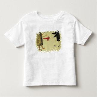 A Maori bartering a crayfish Toddler T-shirt