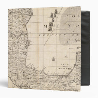 A Map of the British Empire in America Sheet 13 Binder