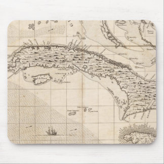 A Map of the British Empire in America Sheet 14 Mouse Pad