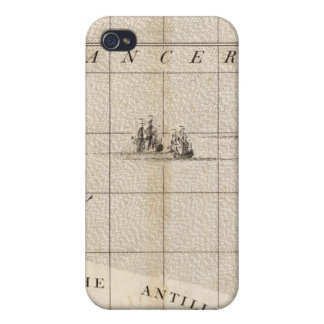 A Map of the British Empire in America Sheet 15 iPhone 4 Case