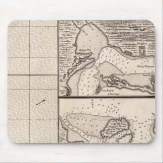 A Map of the British Empire in America Sheet 16 Mouse Pad